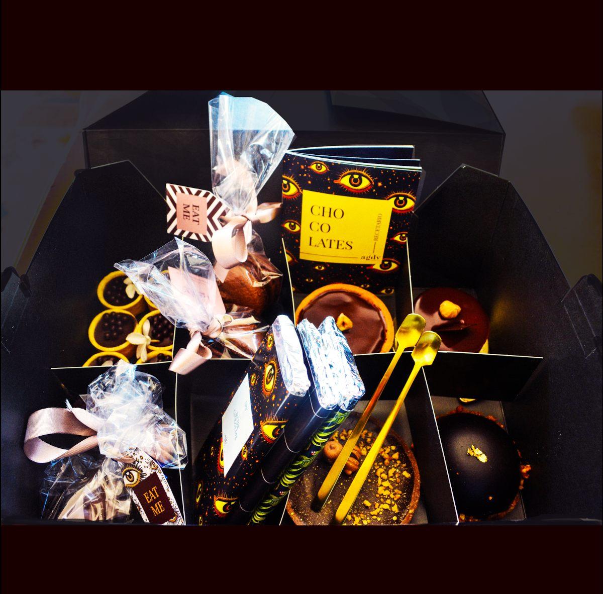 Chocolate Box 1 Presentacion