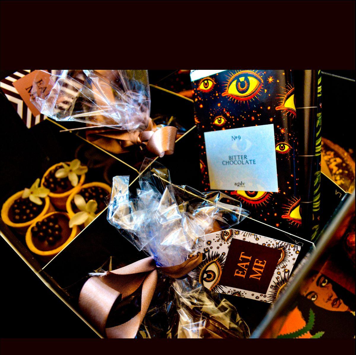 Chocolate Box 2 Presentacion
