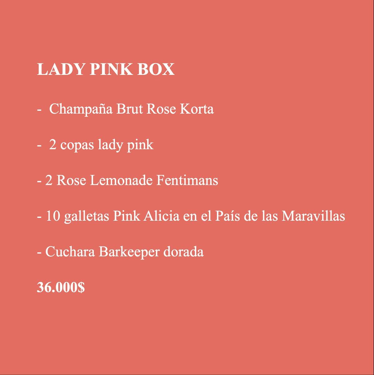 Lady Pink Box