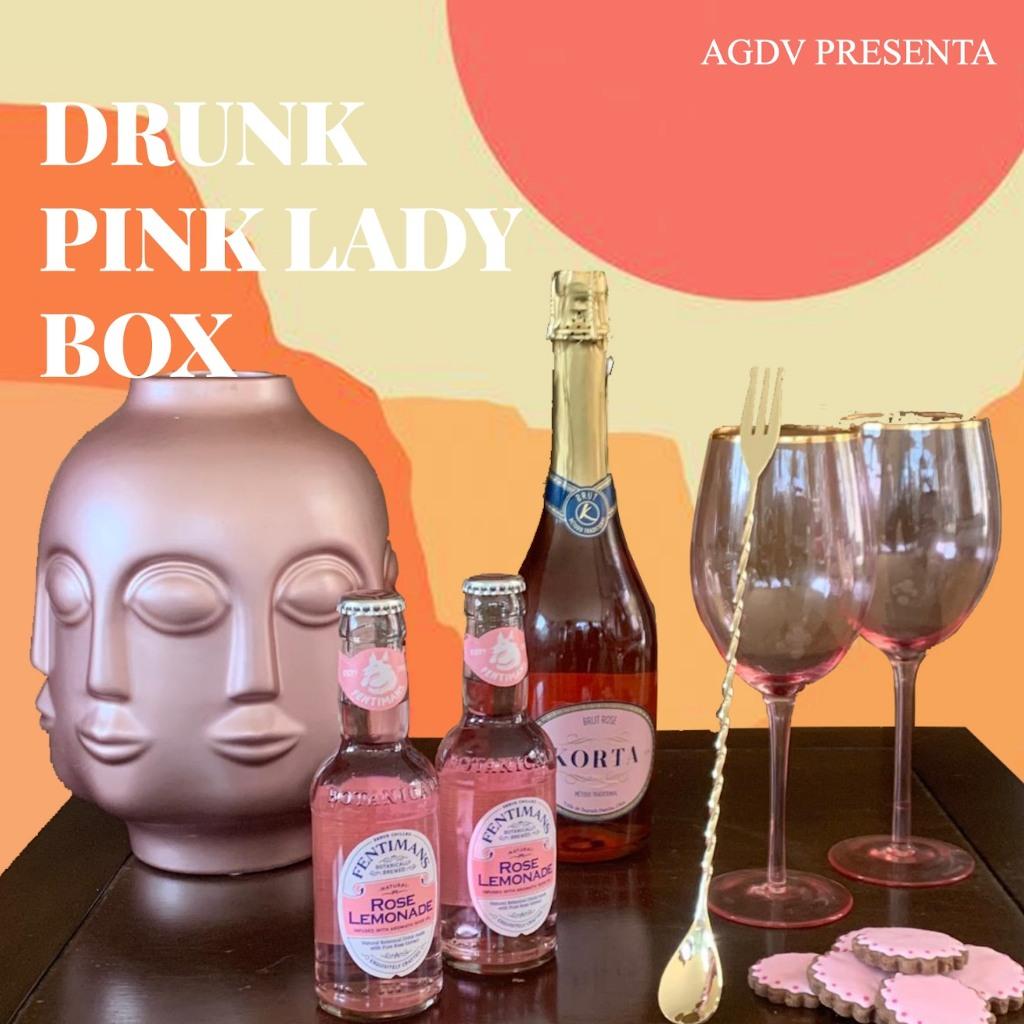 Drunk Pink Lady Box